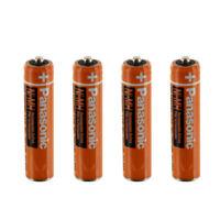 NI-MH AAA Rechargeable Battery For Panasonic HHR-55AAABU 550mah1.2V 1~6PCS