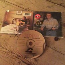 joe diffie-a night to remember-epic cd