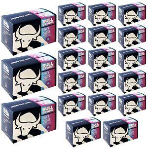 3200 x BULL BRAND Filter Tips SLIM Box BLUE ICE Fresh BERRY Smoking UK FREE P&P