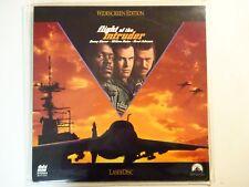 FLIGHT OF THE INTRUDER Laserdisc Movie Paramount Widescreen Edition