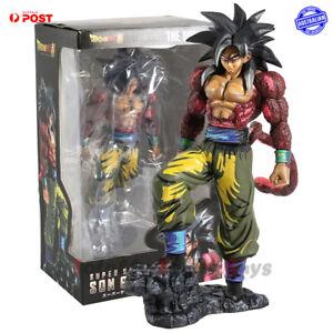 Son Goku Dragon Ball Gt Super Saiyan 4 Figure Statue Manga Shadow 29cm Anime Box
