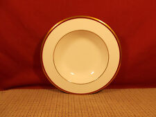 Noritake China Golden Tribute 9769 Rimmed Soup Bowl 8 1/2""