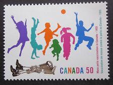 Medizin Polio Impfung Prothesen   Kanada