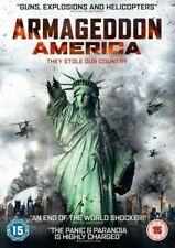 Armageddon America DVD 2015 - Marshall Teague AnnaLynne McCord