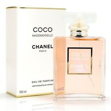Chanel Coco Mademoiselle Eau De Parfum 100ml - New Sealed
