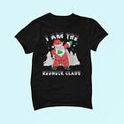 Redneck Santa Claus Funny, Redneck, Cotton T Shirt Tee Unisex 5515
