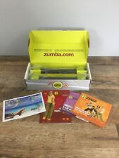 Zumba Fitness Total-Body Transformation System DVD Set & Toning Sticks