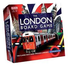 John Adams The London Board Game 2-6 Players Age 7+