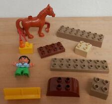 Pferd Paddy Figur Horse black schwarz Reitturnier Reiten 41367 LEGO Friends