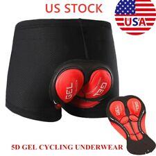 Cycling Shorts MTB Pro 5D Gel Padded Men's Bicycle road Bike Underwear