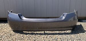 2015 2016 2017 Toyota Camry Rear Bumper Cover OEM 52159-06390 Gray Color