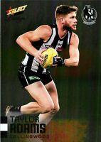 ✺New✺ 2020 COLLINGWOOD MAGPIES AFL Card TAYLOR ADAMS Footy Stars Prestige
