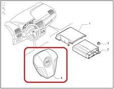 Fiat Grande Punto 2005-2008 airbag lato guida originale 735410446