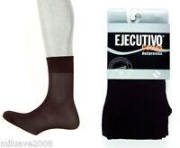 6 pares calcetines EJECUTIVO cortos,(Berkshire) puño relax 40 deniers. surtidos