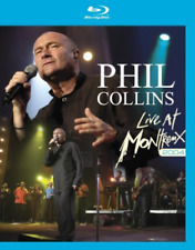 Live at Montreux 2004 0801213341092 With Phil Collins Blu-ray Region a