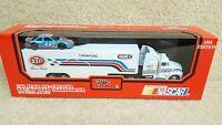 1993 Racing Champions 1:64 NASCAR Rick Wilson STP Richard Petty Team Transporter