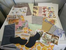 PACKAGE HOBBYCRAFTS  FOR MAKE CARDS/CRAFTS NEW (HC04) MIX