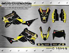 Moto StyleMX graphics decals kit Suzuki DRz 400 1999 up to 2015 stickers