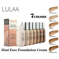 Pro LULAA Foundation Concealer Makeup Full Coverage Matte Brighten long lasting