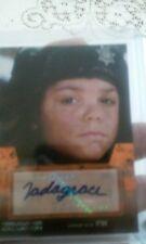 Terminator Salvation Autograph Card Jadagrace