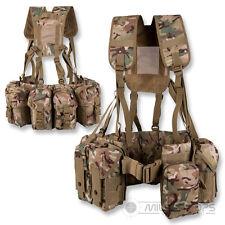 BTP MOLLE Para Airborne Special Forces Webbing Multicam MTP Modular SAS Solider