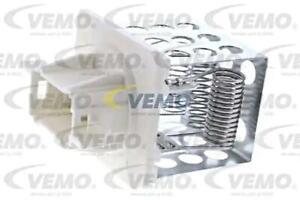 Interior Blower Resistor VEMO For OPEL Astra G Zafira A B Van 98-15 6845784