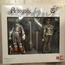 Yamato Art of War Berserk Griffith+Casca Hawk Soldiers with weapons RARE!