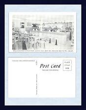 CALIFORNIA RANCHO SANTA FE BILL & EMMA'S FOUNTAIN LUNCH POSTCARD CIRCA 1950