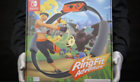 Ring Fit Adventure Bundle Nintendo Switch Game Boxed - 'The Masked Man'
