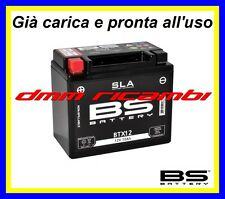 Batteria BS SLA Gel KYMCO PEOPLE 300 S i.e 08>09 carica pronta all'uso 2008 2009