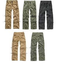 Brandit Savannah Trekkinghose Trekkingtrousers Zipp Off Hose Wanderhose Freizeit
