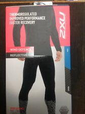 2XU Mens THERMOREGULATED IMPROVED PERFORMANCE FAST RECOVERT Black small  RRP £90