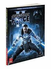 Star Wars: Force Unleashed 2: Prima Official Game Guide by Prima Games Staff NEW