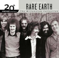 Millennium Collection-20th Century Masters - Rare Earth (2001, CD NEUF)