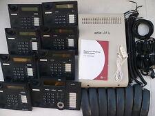 LG-Nortel ARIA 24ip(A) w 8 x LCD h/sets & 12 months w/ty. Tax invoice
