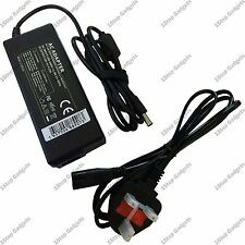 OEM SAMSUNG NP-R519 LAPTOP CHARGER + 3 PIN UK MAINS CABLE