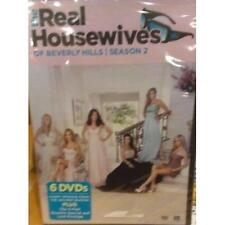 The Real Housewives of Beverly Hills: Season 2 (DVD, 2012, 6-Disc Set) Rare, OOP