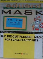 Eduard 1/48 EX036 Canopy Mask 4 the Accurate Miniatures/Italeri TBM/TBF Avenger