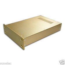 "SL9153A 10"" DIY FULL Aluminum Audio chassis Audio Amplifier Chassis Enclosure"
