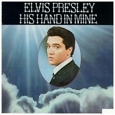 His Hand in Mine by Elvis Presley (CD, Oct-1990, RCA)