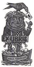 Ex Libris Lou Strik : Opus 128, Ottmar Premstaller