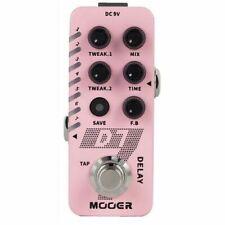 Mooer D7 Delay Pedal