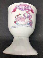 Vintage Keypers Keepers Egg Cup 1988 Tonka