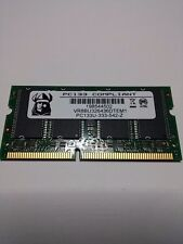 1PC VIKING VR8BU326436DTEM1 PC133 256MB SDRAM SO-DIMM-144 MEMORY ROHS