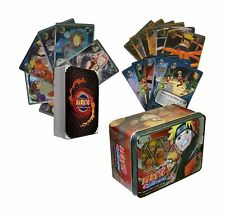 100 Assorted Naruto Collectible Cards With Rares and Foils. Includes Random N...