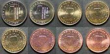 Pièces euro pour 2 euro année 2001