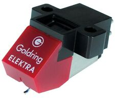 Goldring Elektra MM Cartridge/Needle combo.