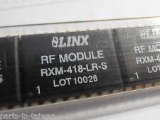 10pcs RXM-418-LR-S   LR Series  418MHz  Wireless Receiver Module  Linx