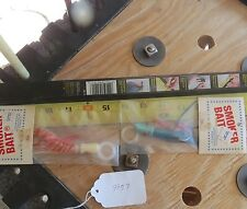New listing Vintage Saltwater Smoker baits fishing lure made in Usa (lot#9957)