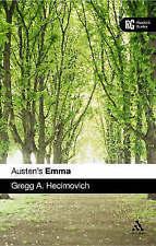 Austen's Emma (Reader's Guides), Hecimovich, Gregg A., New Book